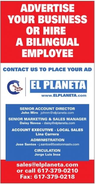 Envíenos sus comentarios a: editor@elplaneta.com