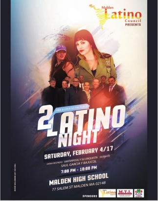 2 Latino Night