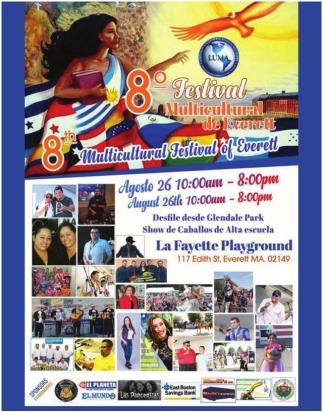 8° Festival Multicultural de Everett