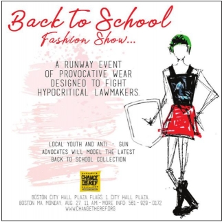 A Runway Event Of Provocative Wear Back To School Fashion Show Change The Ref