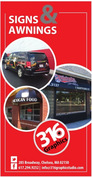 Signs and Awnings