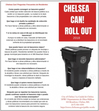 Chelsea Can! Roll Out