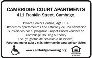 Private Senior Housing