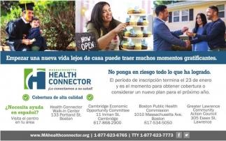 Con Health Connector para Empresas Usted Establece el Costo