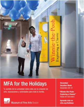 MFA for the Holidays