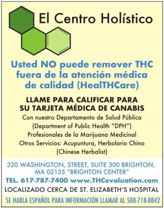 Califique para su Tarjeta de Marijuana Medicinal, Hoy Mismo!
