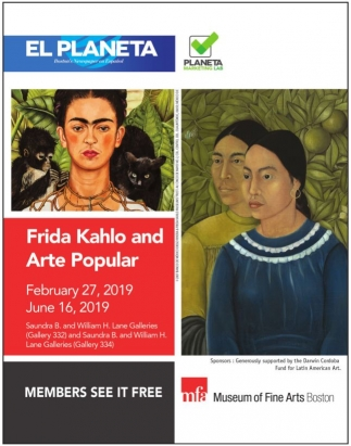 Frida Kahlo and Arte Popular