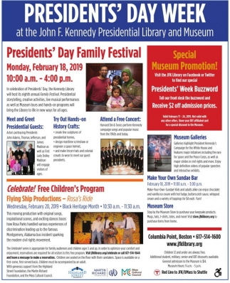 Presidents Day Week