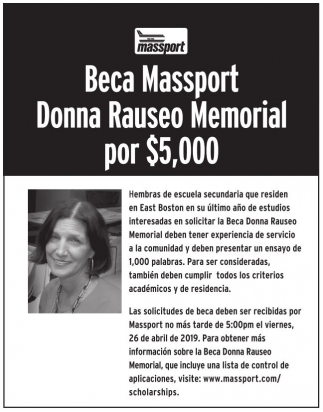 Beca Massport