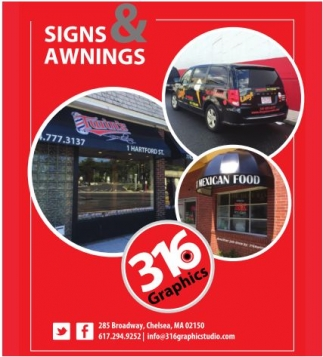 Signs & Awnings