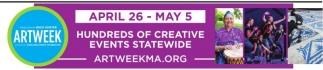 Hundreds of Creative Events Statewide