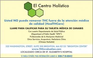 Llame para Calificar para su Tarjeta Médica de Canabis