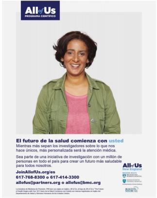 El Futuro de la Salud Comienza con Usted