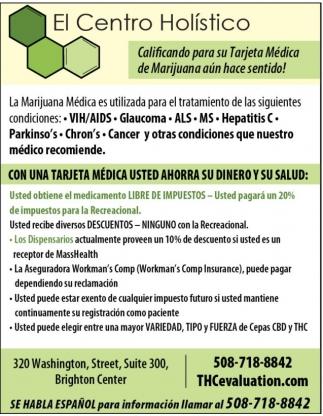Tarjeta Medica