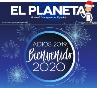 Adios 2019, Bienvenido 2020