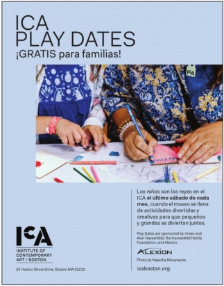 ICA Play Dates