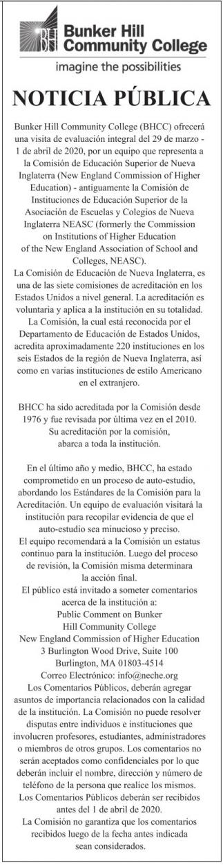 Noticia Pública