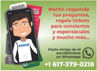 Martín Responde tus Preguntas