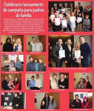 Celebraron lanzamiento de campaña para padres de familia
