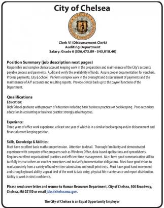 Position Summary