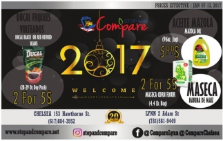 2017 Welcome