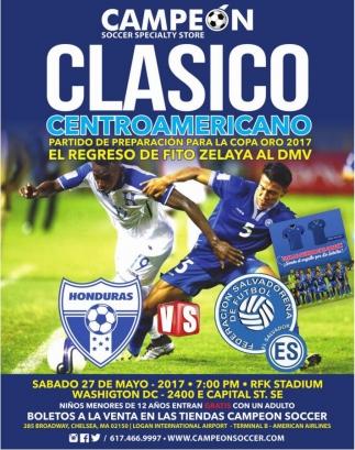 Clásico Centroamericano