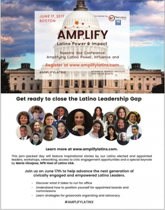 Get ready to close the Latino Leadership Gap