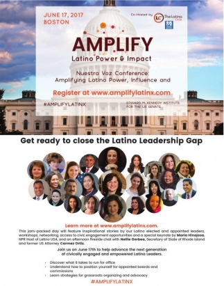 Nuestra Voz Conference: Amplifying Latino Power, Influence