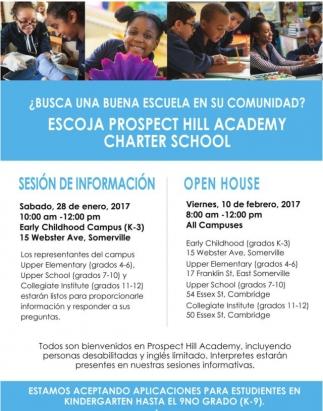 ¿Busca una buena escuela en su comunidad?