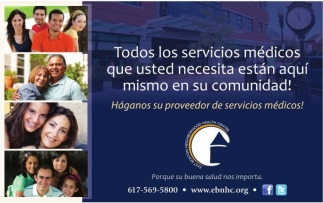Háganos su proveedor de servicios médicos