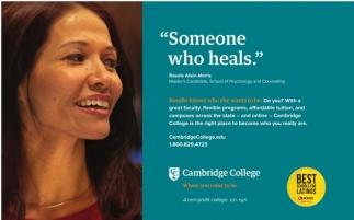 'Someone who heals''