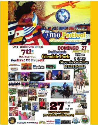 7mo Festival Multicultural de Everett