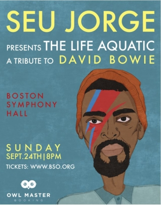 Seu Jorge Presents The Life Aquatic