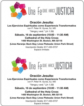 Oración Jesuita
