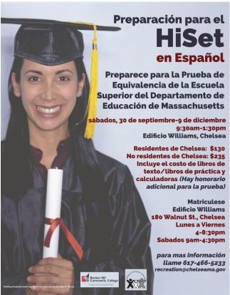 Preparación Para El HiSet En Español
