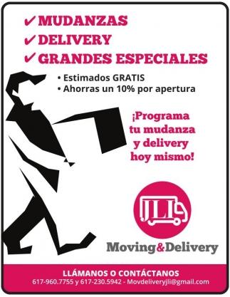 Mudanzas y Delivery
