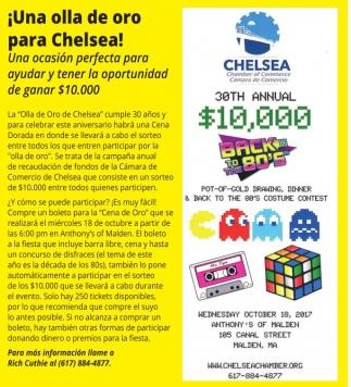 ¡Una olla de oro para Chelsea!