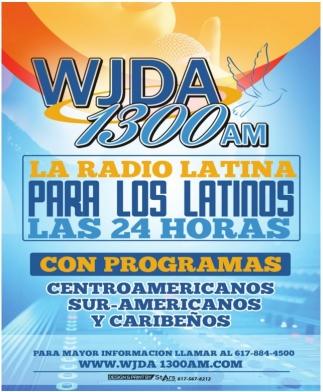 La radio latina para los latinos las 24 horas