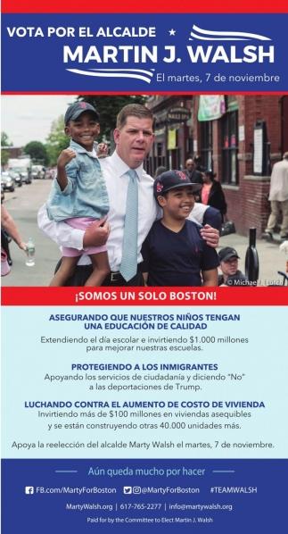 Vota Por El Alcalde